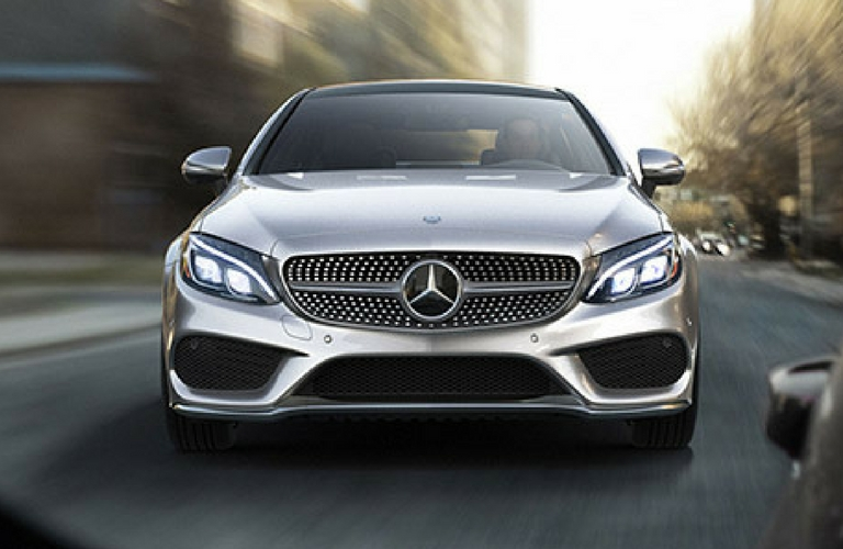 2017 mercedes benz c class engine options for Mercedes benz options