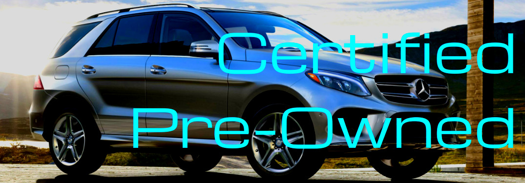 Certified pre owned mercedes benz warranty coverage for Mercedes benz pre owned vehicles