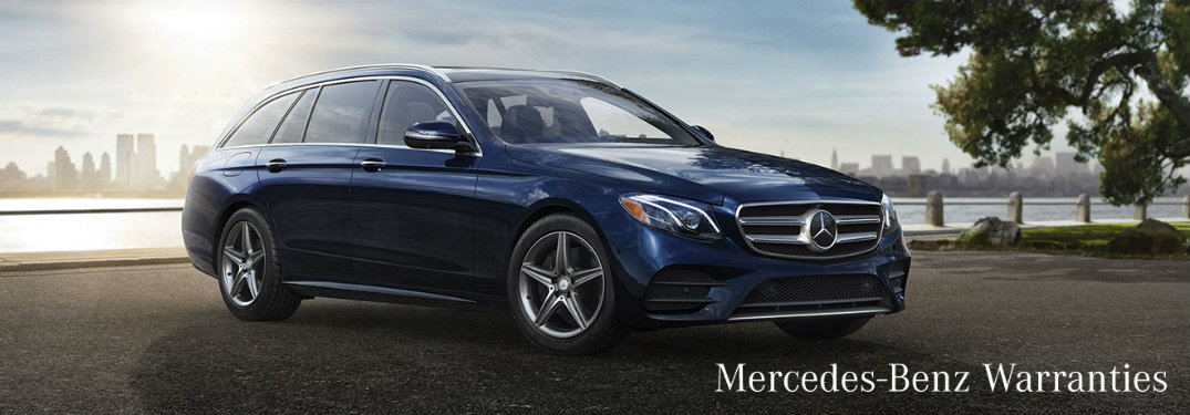 what are the mercedes-benz extended warranty options?