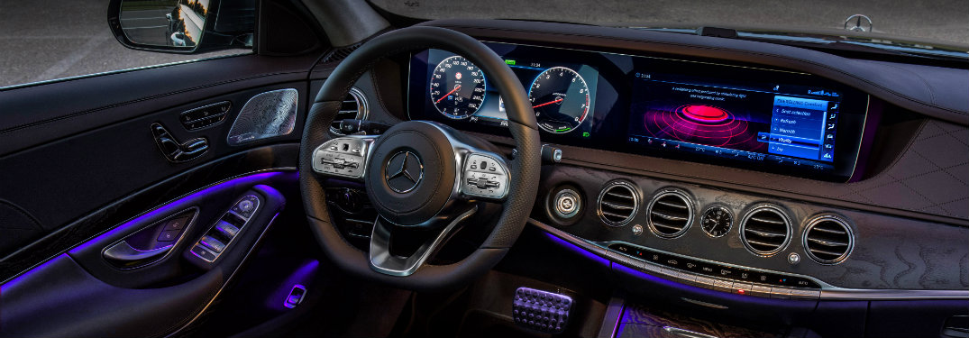 2018 S-Class Energizing Comfort