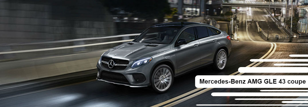 2018 mercedes benz amg gle 43 coupe features for Mercedes benz official accessories