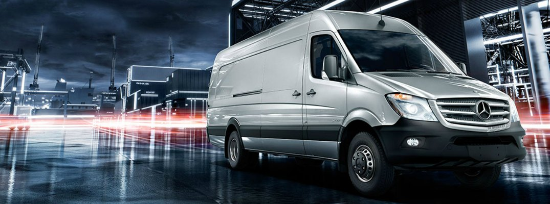 Mercedes benz sprinter facts and information for Mercedes benz sprinter dealers california