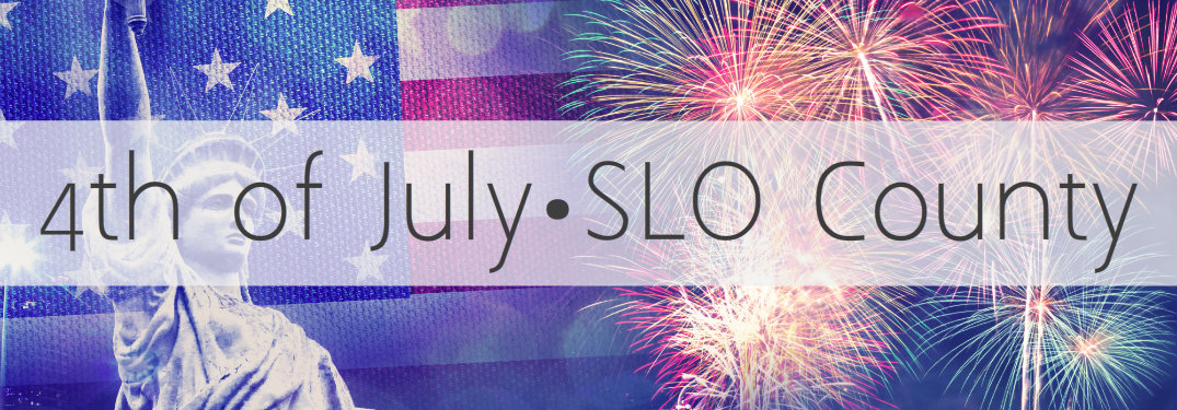 San Luis Obispo County 4th of July