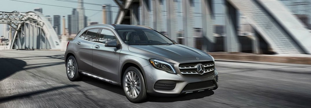 Get the 2018 mercedes benz gla at alfano motorcars for Mercedes benz gla release date