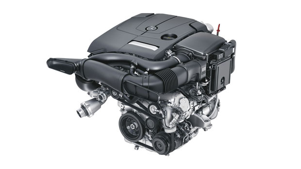 What Kind Of Engine Does The 2018 Mercedes