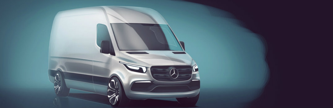 2018 Mercedes-Benz Sprinter Van Redesign and Release Date