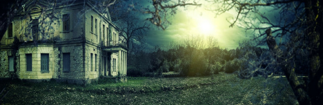 Picture of Scary Haunted House