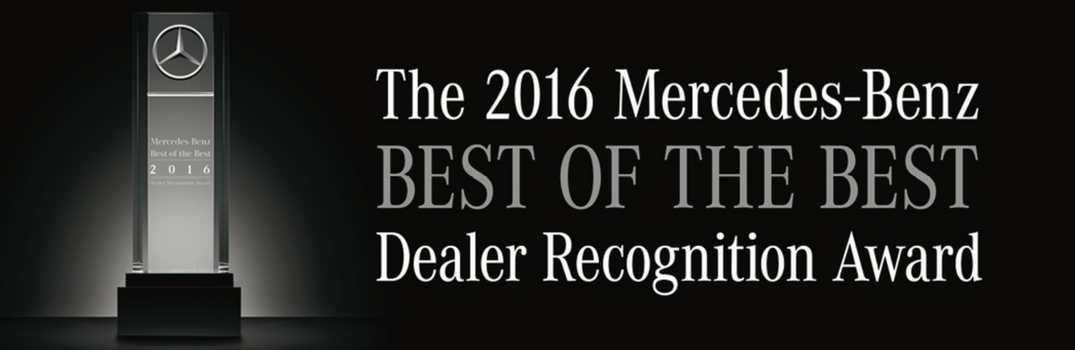 Mercedes-Benz of Wilsonville Wins Best of the Best Award for Second Year in a Row