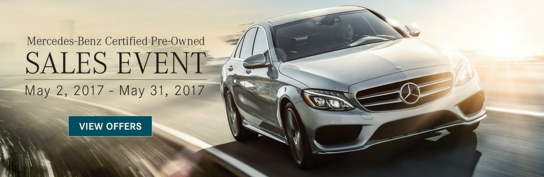 Mercedes-Benz of Seattle Certified Pre-Owned Sales Event