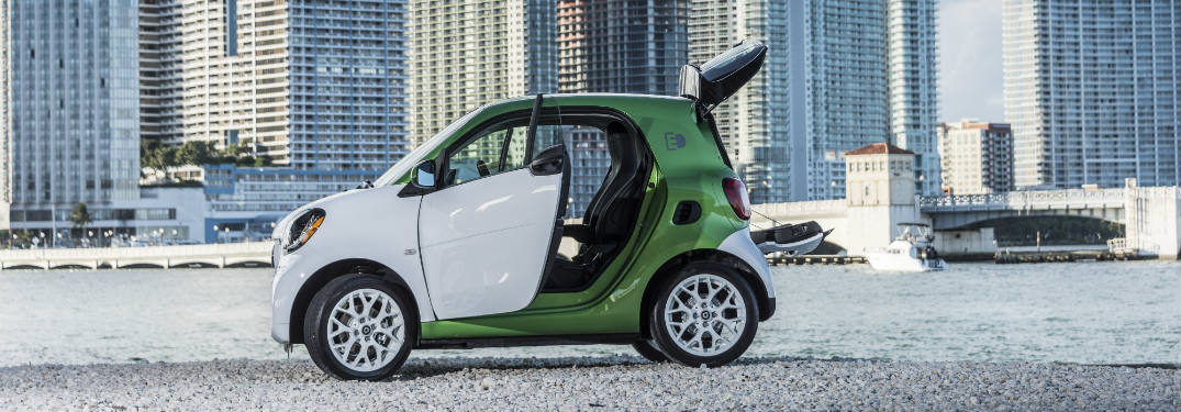 Pricing for the 2017 Smart fortwo