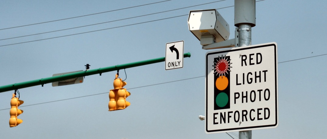 redlight camera traffic system