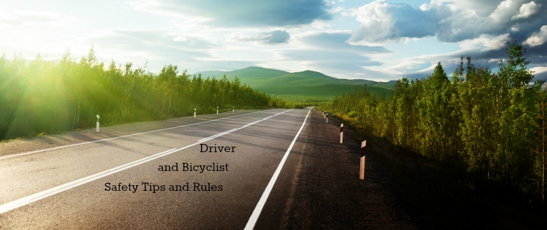 bicycle and driving safety tips