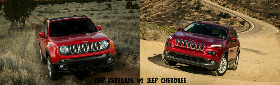jeep renegade and jeep cherokee in manhattan ks
