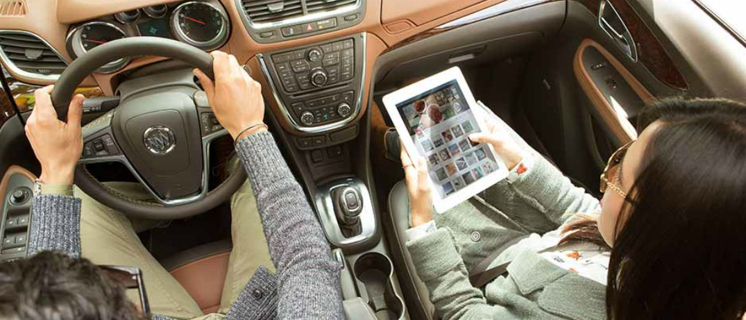 vehicle technology features