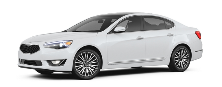 2016 Kia Cadenza Color Options