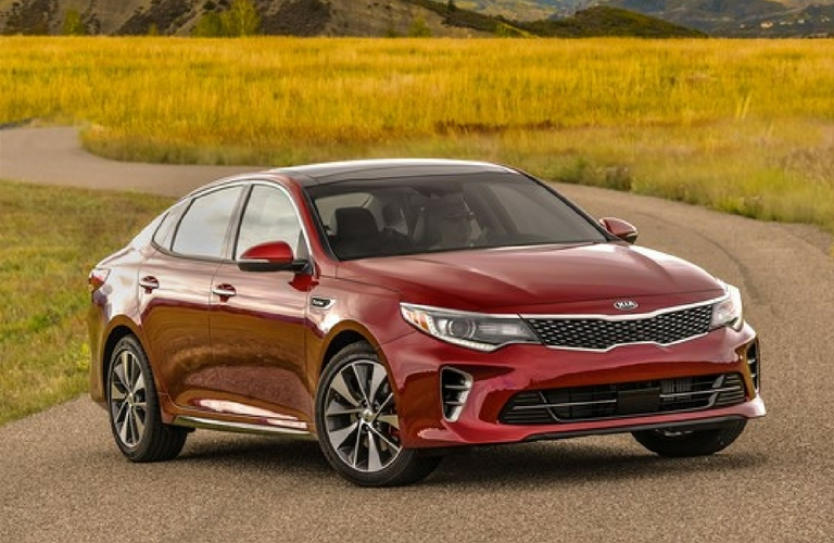2017 kia optima standard safety features for Country hill motors inventory
