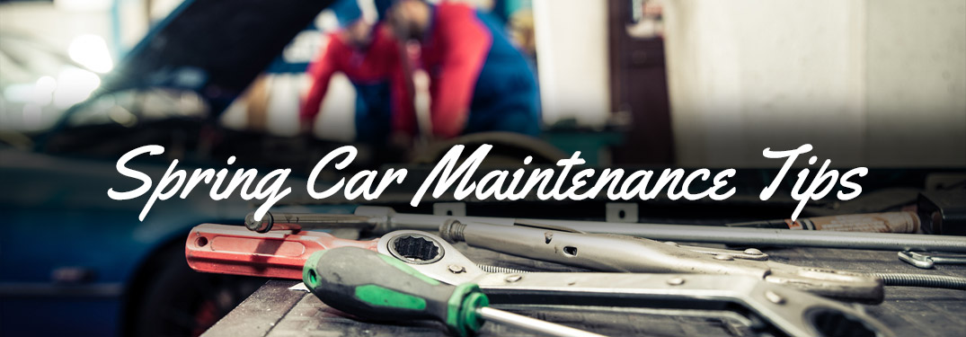 Tips and Tricks for Springtime Car Cleaning and Maintenance