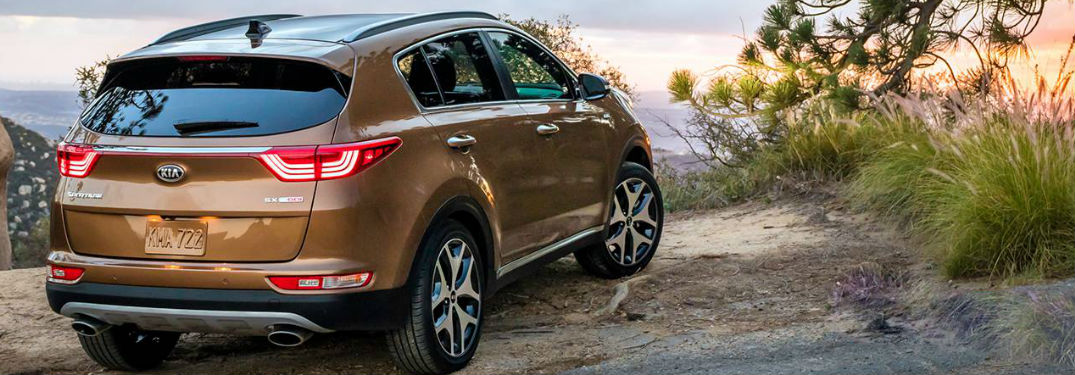 2017 Kia Sportage Seating Capacity and Dimensions