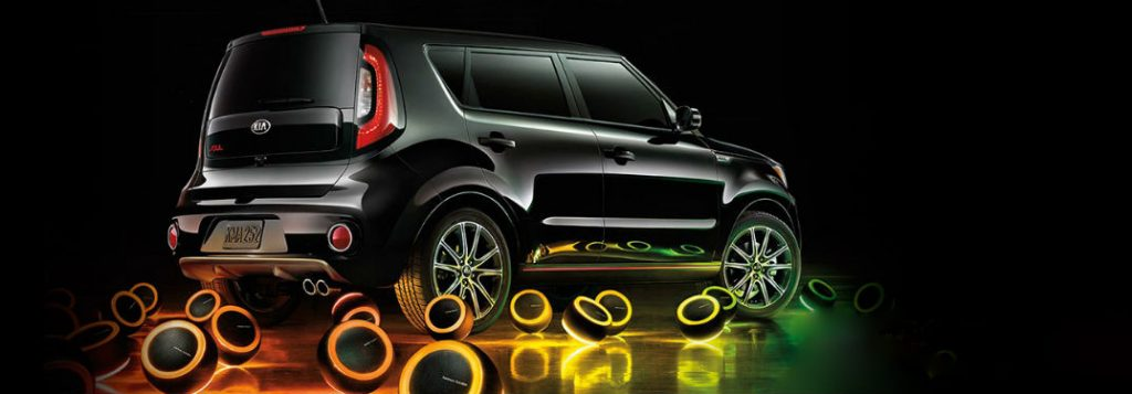 2017 Kia Soul Exterior And Interior Color Options