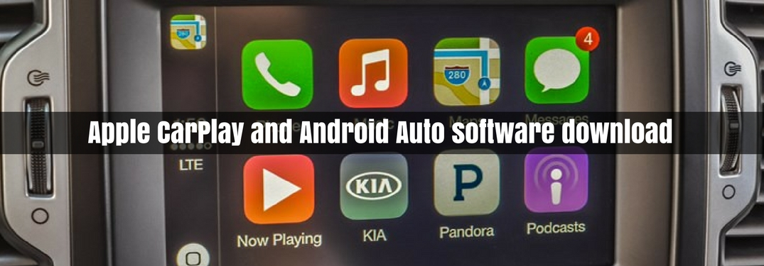 Apple Carplay Download >> How To Install Apple Carplay And Android Auto In My Kia