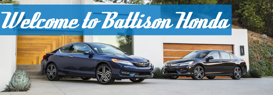 Welcome to the Battison Honda website and blog