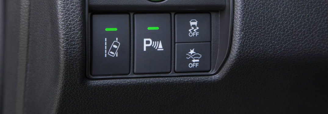 What Safety Features Are On the 2017 Honda Accord Sedan?
