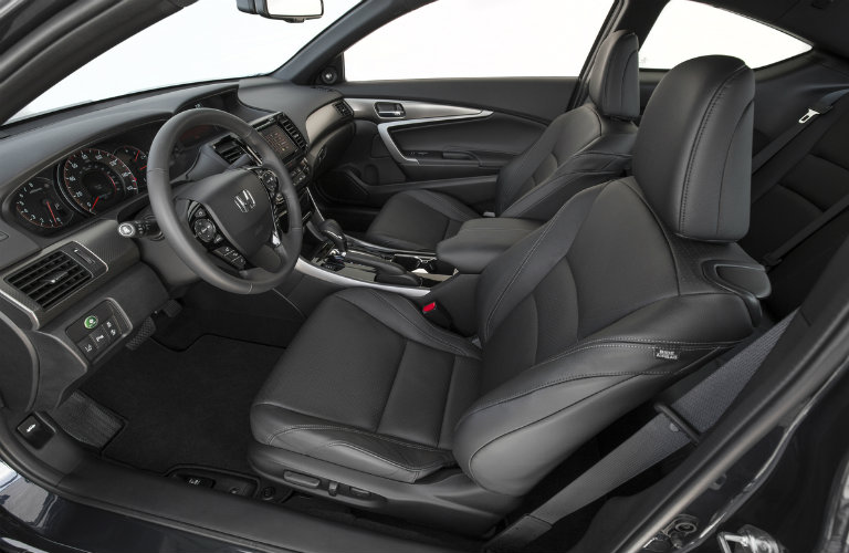Front Seats Of The 2017 Honda Accord Coupe Nice Ideas