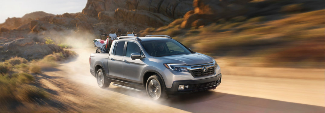 2017 Honda Ridgeline Safety Features