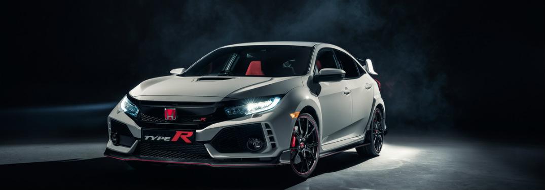 Honda Civic Type R Geneva Motor Show Global Debut