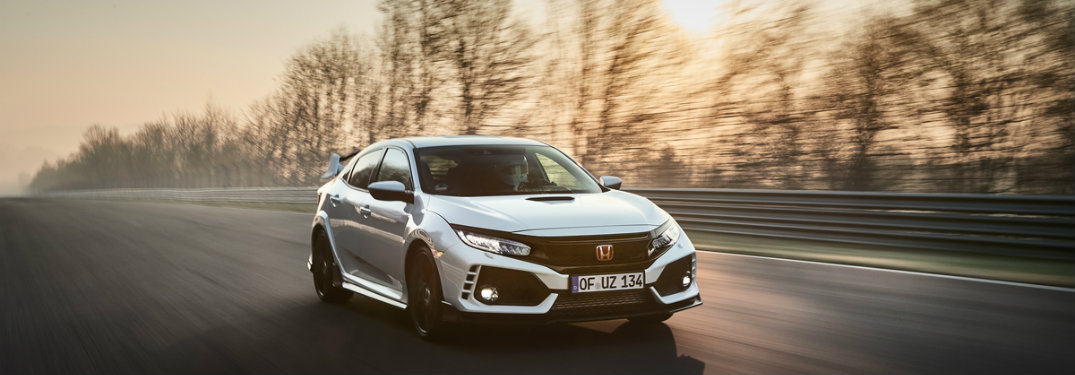 2017 Honda Civic Type R Performance Features