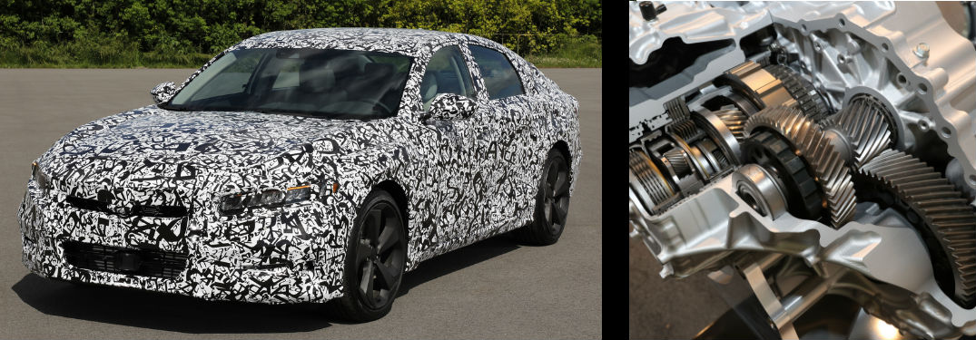 10th Generation Honda Accord Features New Powertrain Options