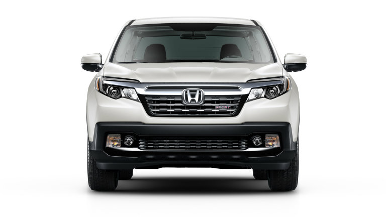 Image Result For Honda Ridgeline With Tonneau Cover