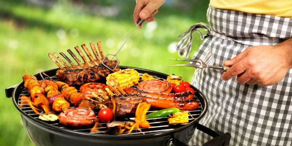 2017 Labor Day Weekend Events Near Walnut Creek, CA Grilling
