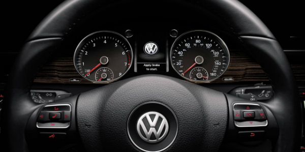 Performance Specs of the 2017 Volkswagen CC Paddle Shifting Steering Wheel