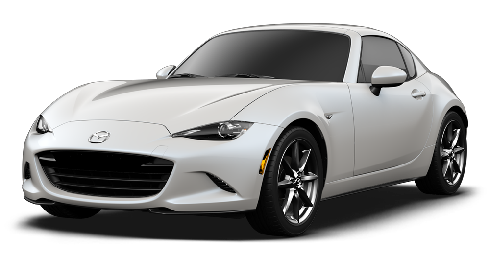 2017 Mazda MX 5 Miata RF available color options