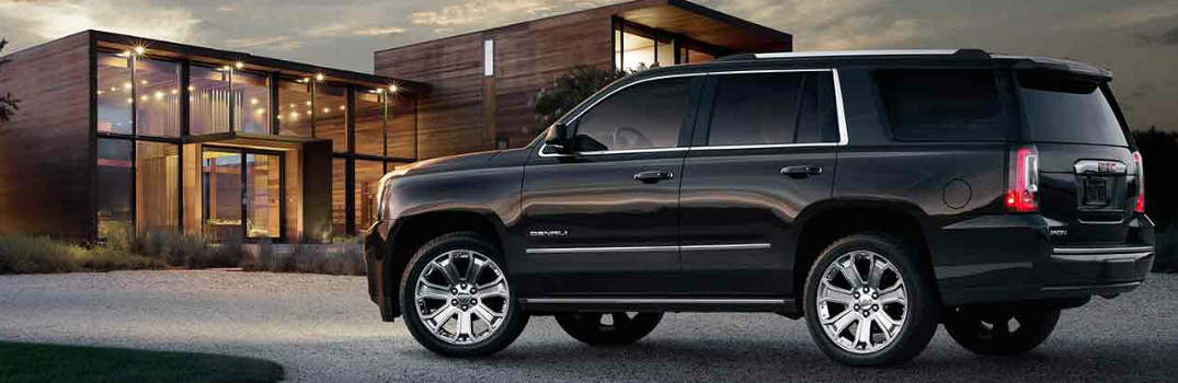 home difference in 2015 acadia denali and slt. Black Bedroom Furniture Sets. Home Design Ideas