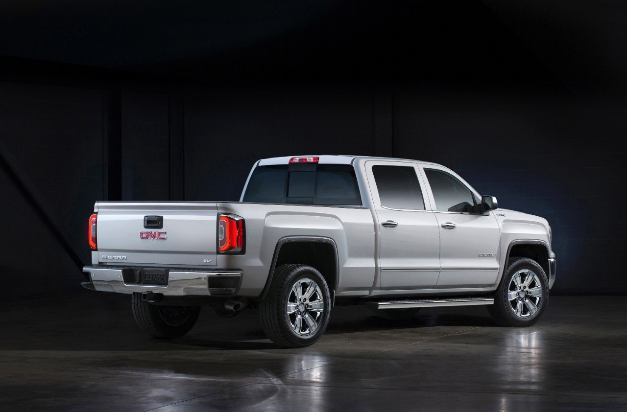 What S New In The 2016 Gmc Sierra 1500
