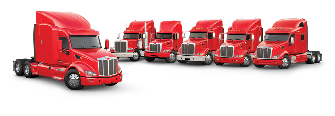 What is included in an Allstate Peterbilt full-service lease