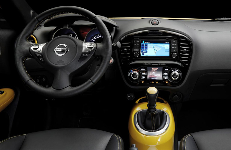 2016 Nissan Juke Features 2016 Nissan Juke Interior ...