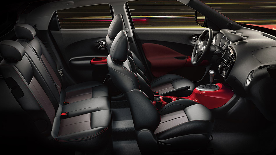 2016 nissan juke cargo space and towing capacity. Black Bedroom Furniture Sets. Home Design Ideas