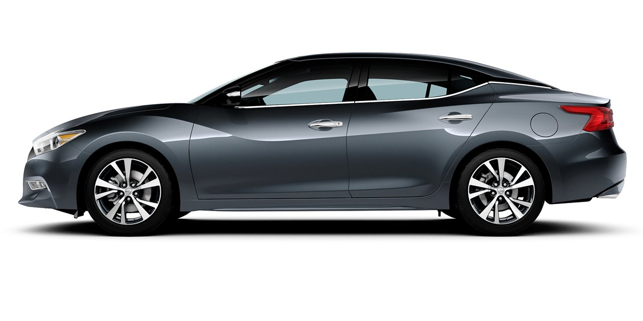 2017 Nissan Maxima Paint Color Options