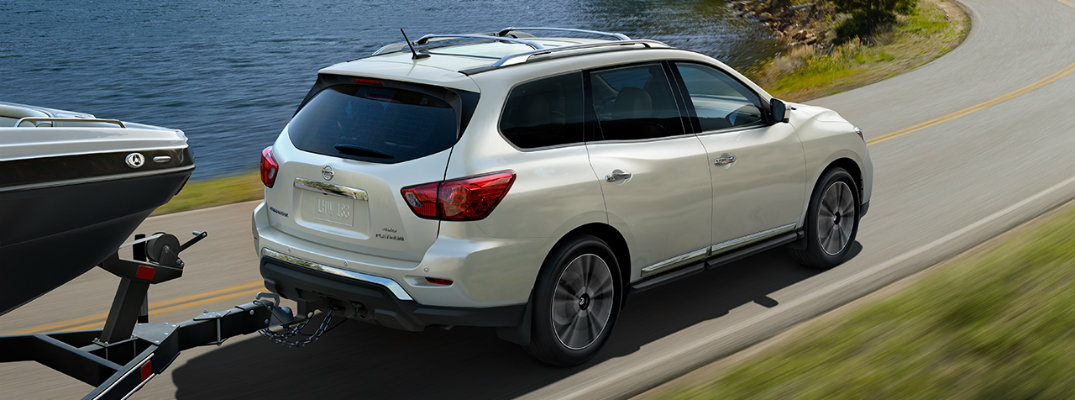 How strong is the 2017 Nissan Pathfinder?