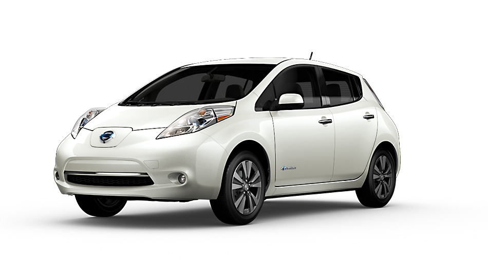 Which colors does the 2016 Nissan Leaf come in? - Ingram Park Nissan