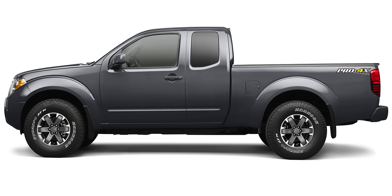 Nissan Frontier Paint Colors