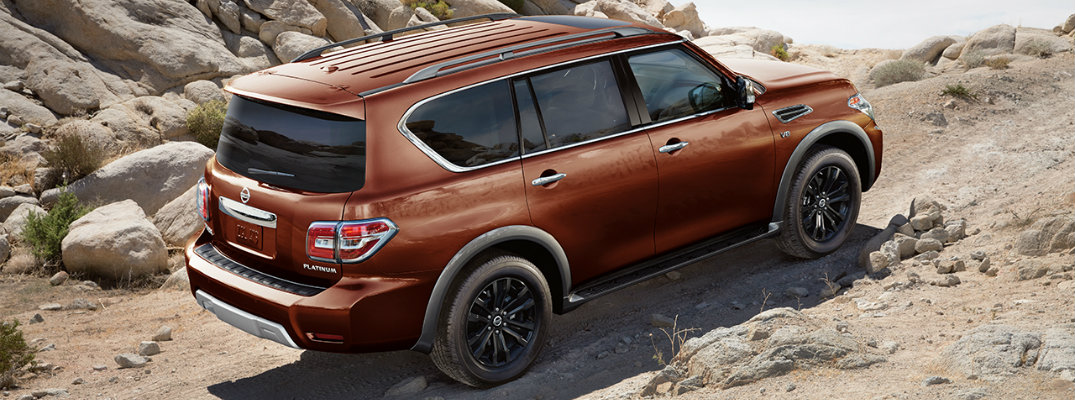 Get a grip on the road with these all- and four-wheel-drive 2017 Nissan SUVs