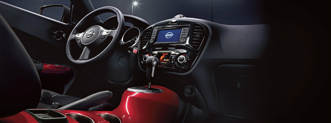 Does the 2017 Nissan JUKE come standard with Siri® Eyes Free?