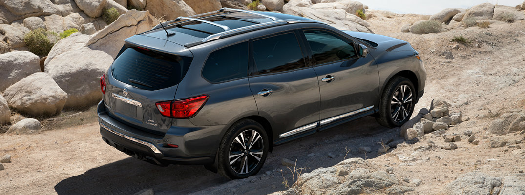 How many psi should my Nissan Pathfinder's tires have?