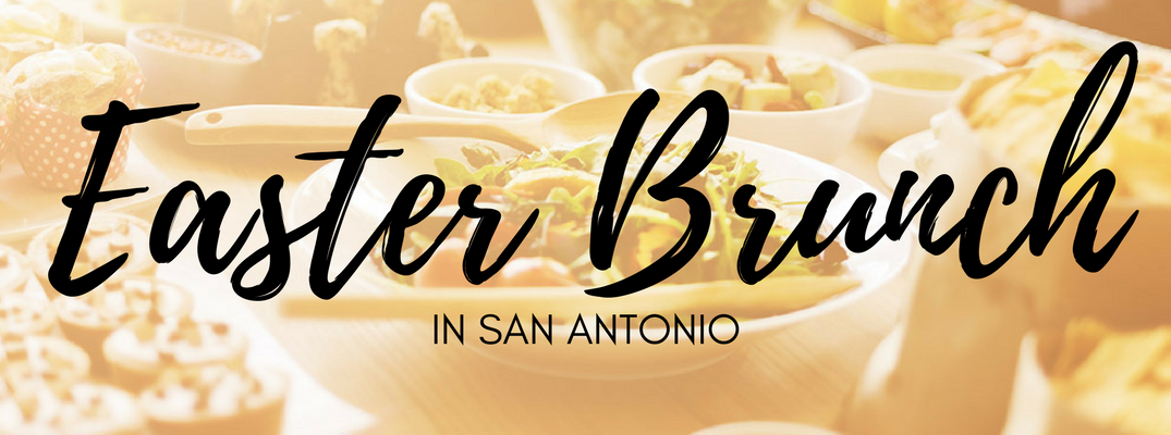 2017 Easter brunch in San Antonio, TX