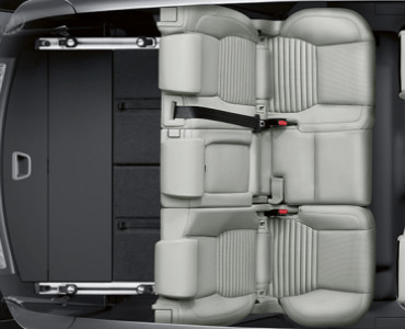 how many seats are in the 2017 land rover discovery sport?