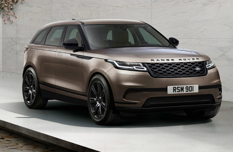 Range Rover Velar Exterior Package Features And Images